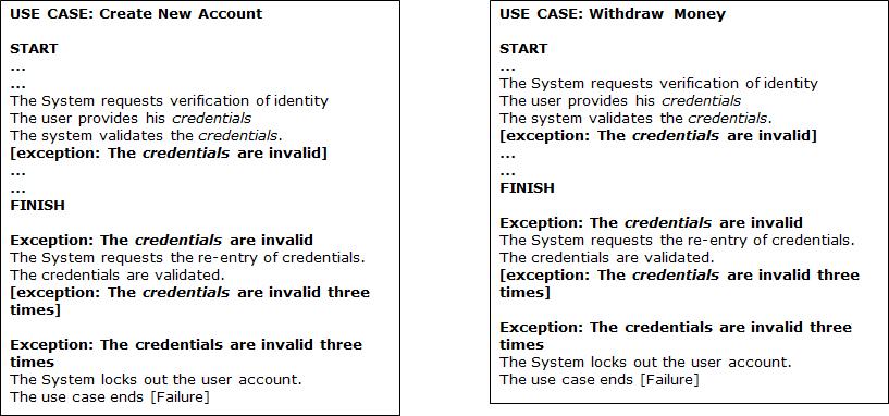 use case scenario example pdf